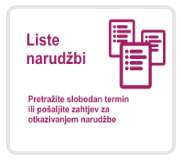 logo liste narudžbi