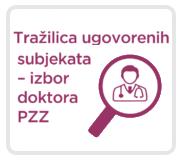 Logo HZZO tražilica PZZ